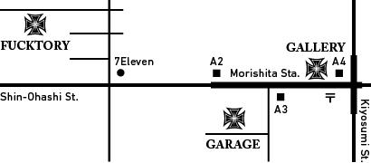 REFUSE map,リフューズ地図